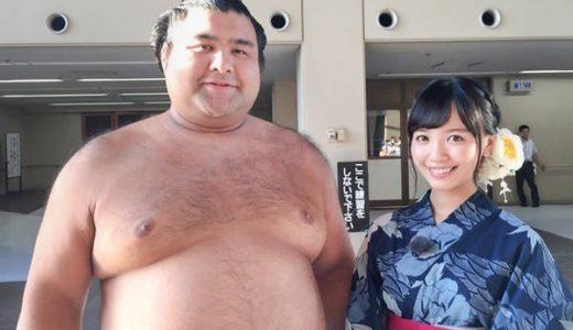 山根千佳の経歴は?ブログが相撲好き過ぎですごい!